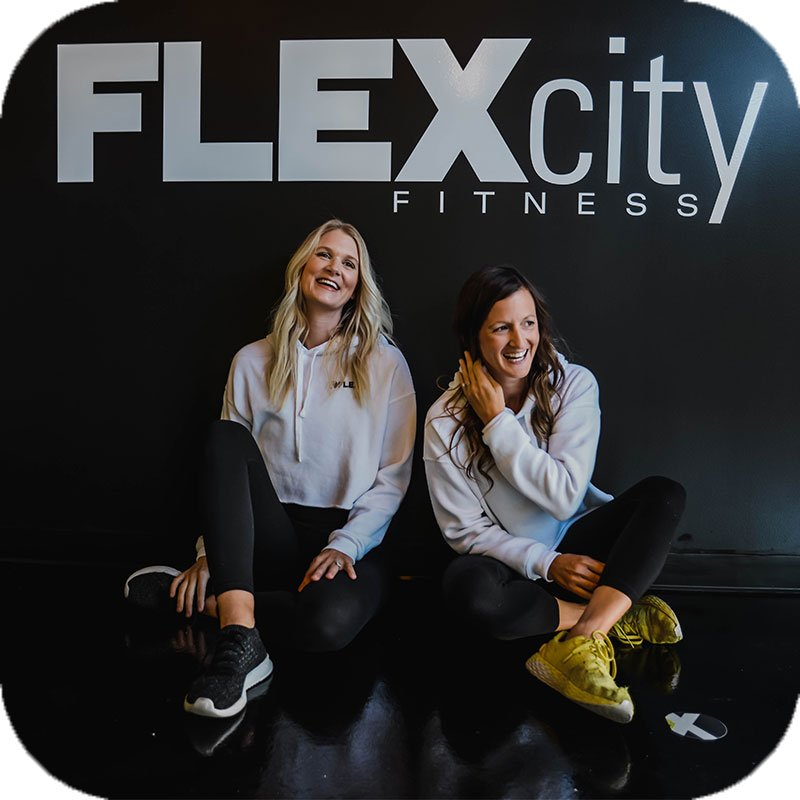 FLEX is an instructor-led small group training class that alternates between cardio and strength training.